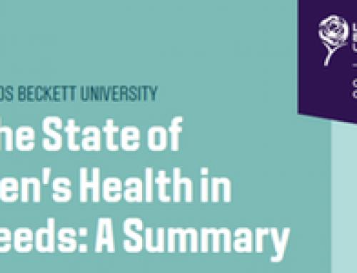 The state of men's health in Leeds