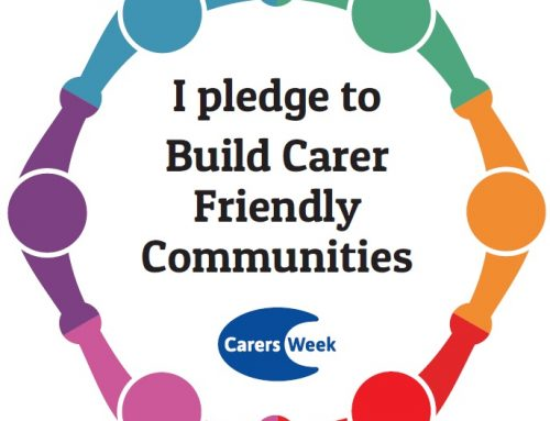 Carers Week 2017 – Make your Commitment to Carers!