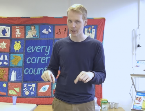 Carers Leeds – Deaf Accessible Service