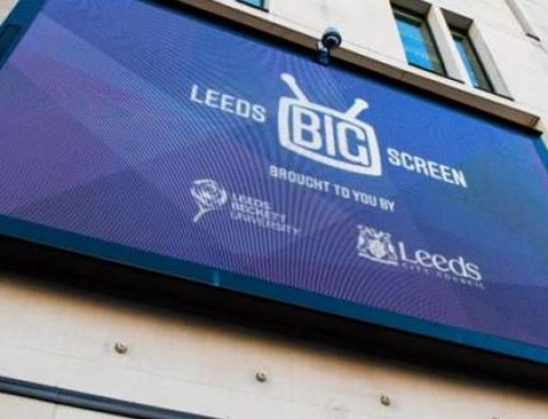 Millenium Square Big Screen on 25th November