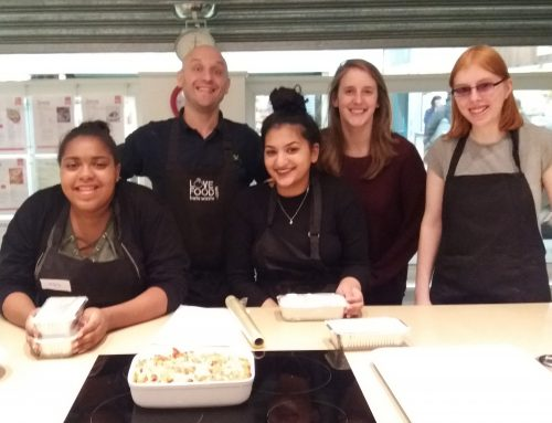 Young Adult Carers (YAC) trip to Ministry of Food