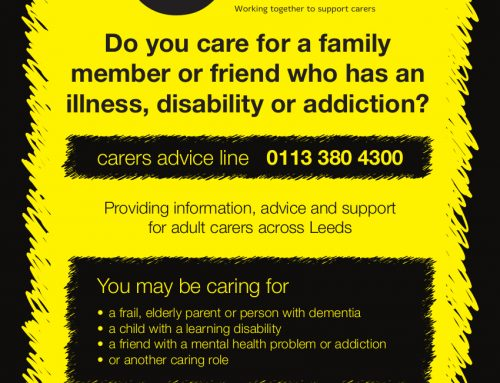 Help us reach every carer in Leeds