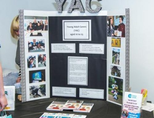 My first year with the Young Adult Carers