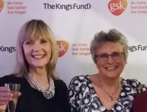 Winning a GSK/Kings Fund Impact award –What it means for Carers Leeds
