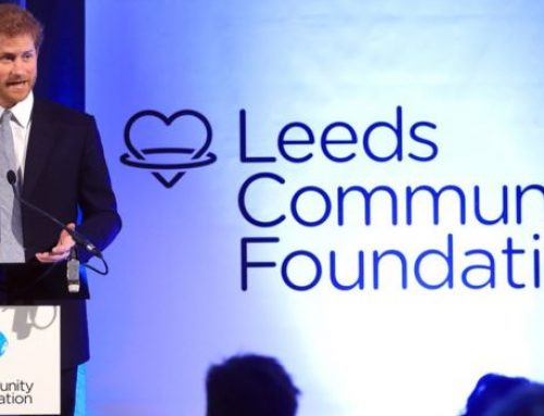 When Carers Leeds met His Royal Highness, Prince Harry