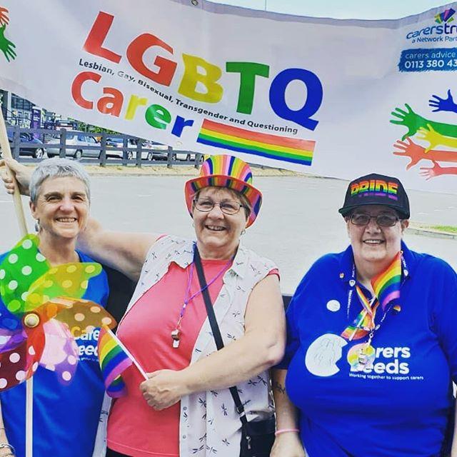 Parades, rainbow flags and huge smiles…must be :)