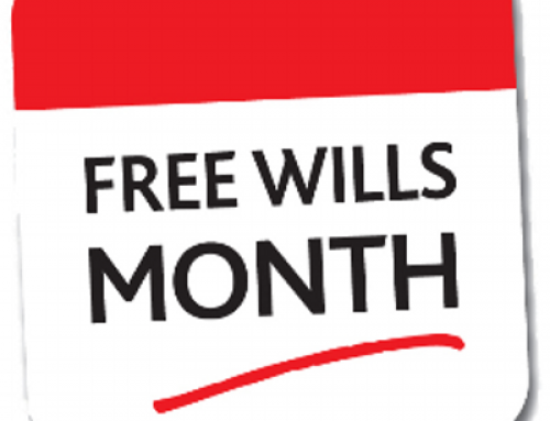 Get a free Will this October