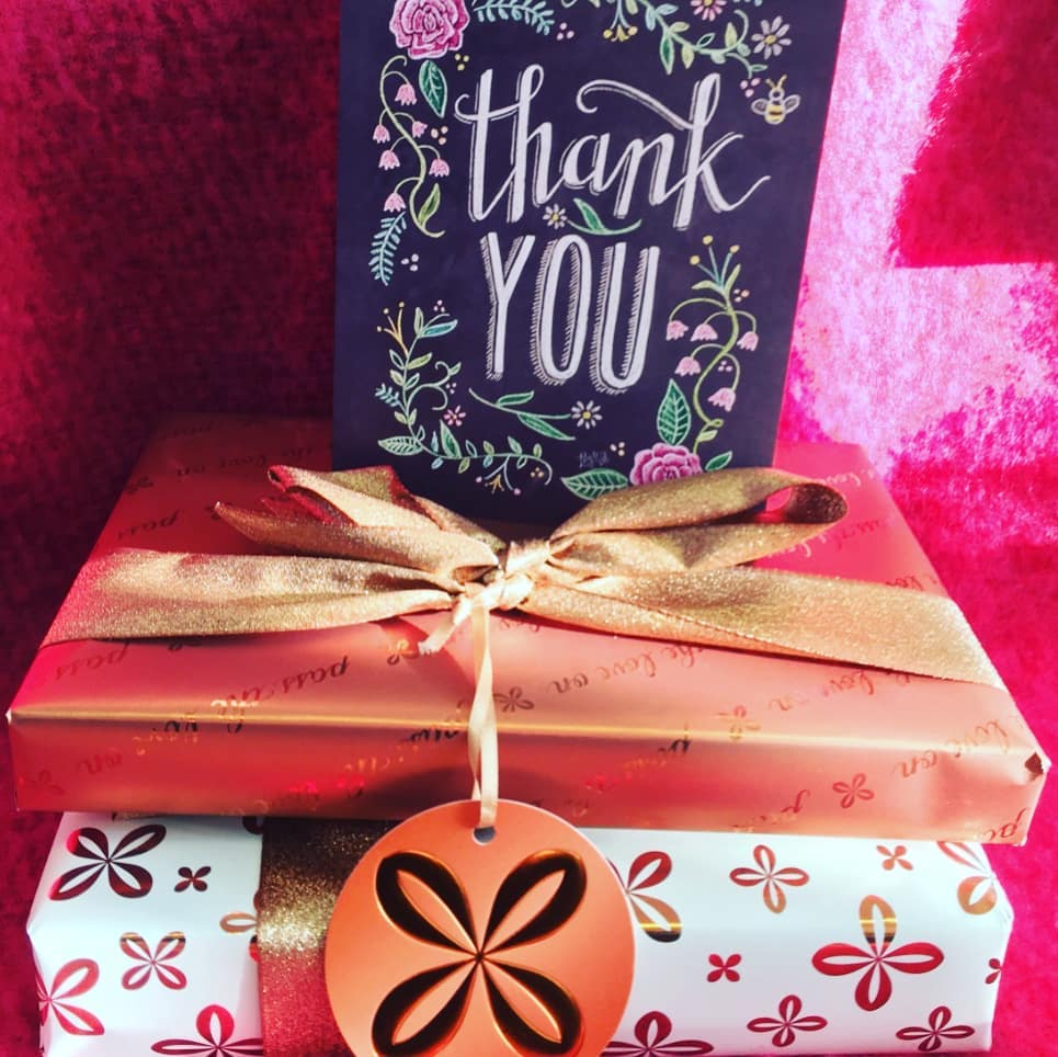 Kind thank you gift for our advice line team. Happy to help 😊👍 We're open til 6.30pm tonight for info, advice and support. Call us on 0113 380 4300.