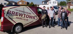Brewtown Tour with The Jigsaw Tree