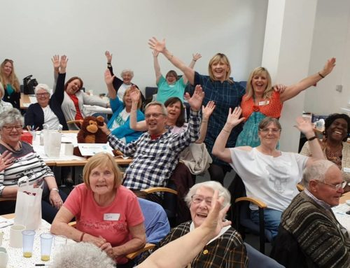 Too many to fit in one photo… Happy Volunteers Week to all of our brilliant, kind volunteers