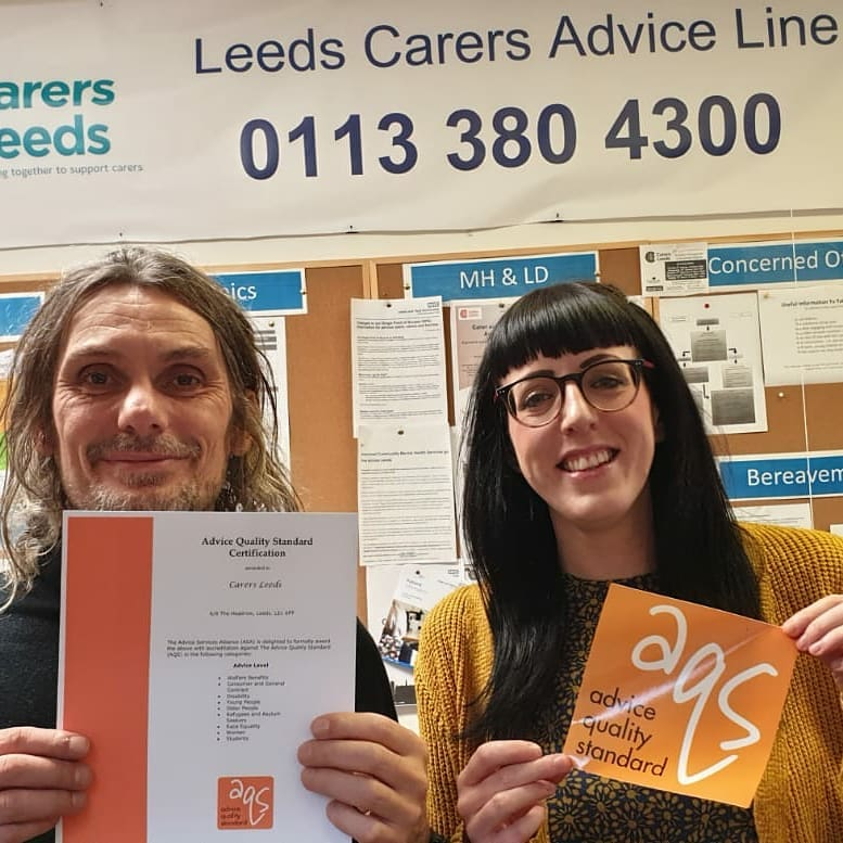 We're officially awesome… we've got a certificate that says so! We've been awarded excellence in advice quality for another two years 🎉