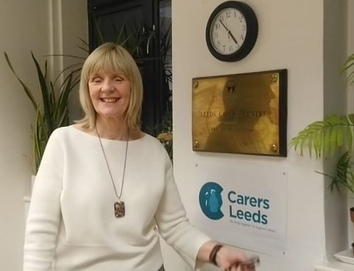 This Young Carers Awareness Day Val pledges to ensure all young carers in are supported in the transition from young people's services to @yacarers_leeds
