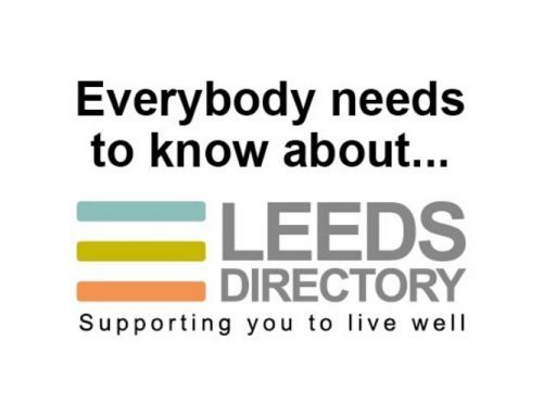 Everyone needs to know about…. Leeds Directory