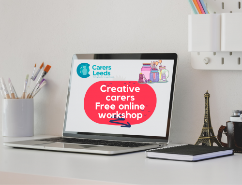 Creative carers go online