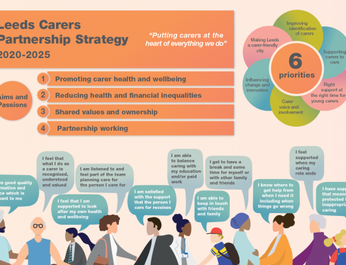New carers strategy launched in Leeds