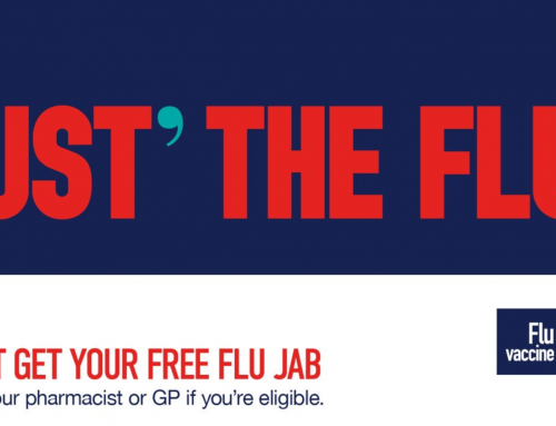 Protect yourself and the person you care for from flu