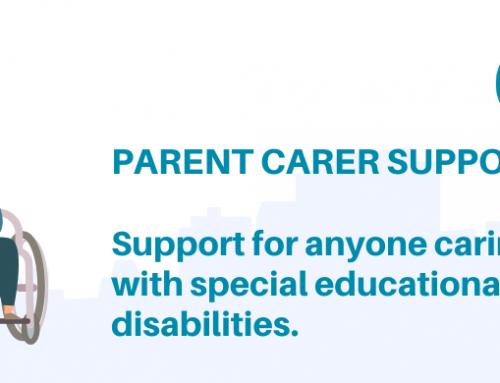 Service spotlight: Parent carers