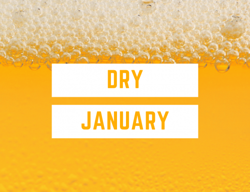 It's a dry January, despite the rain