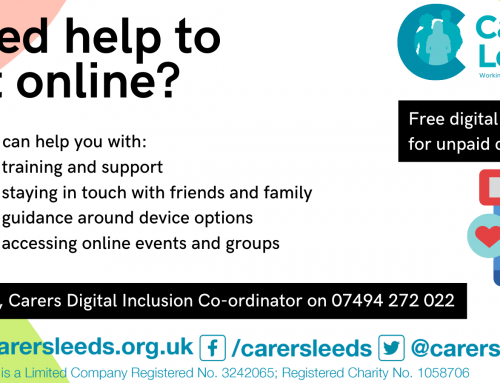 Supporting carers to get online