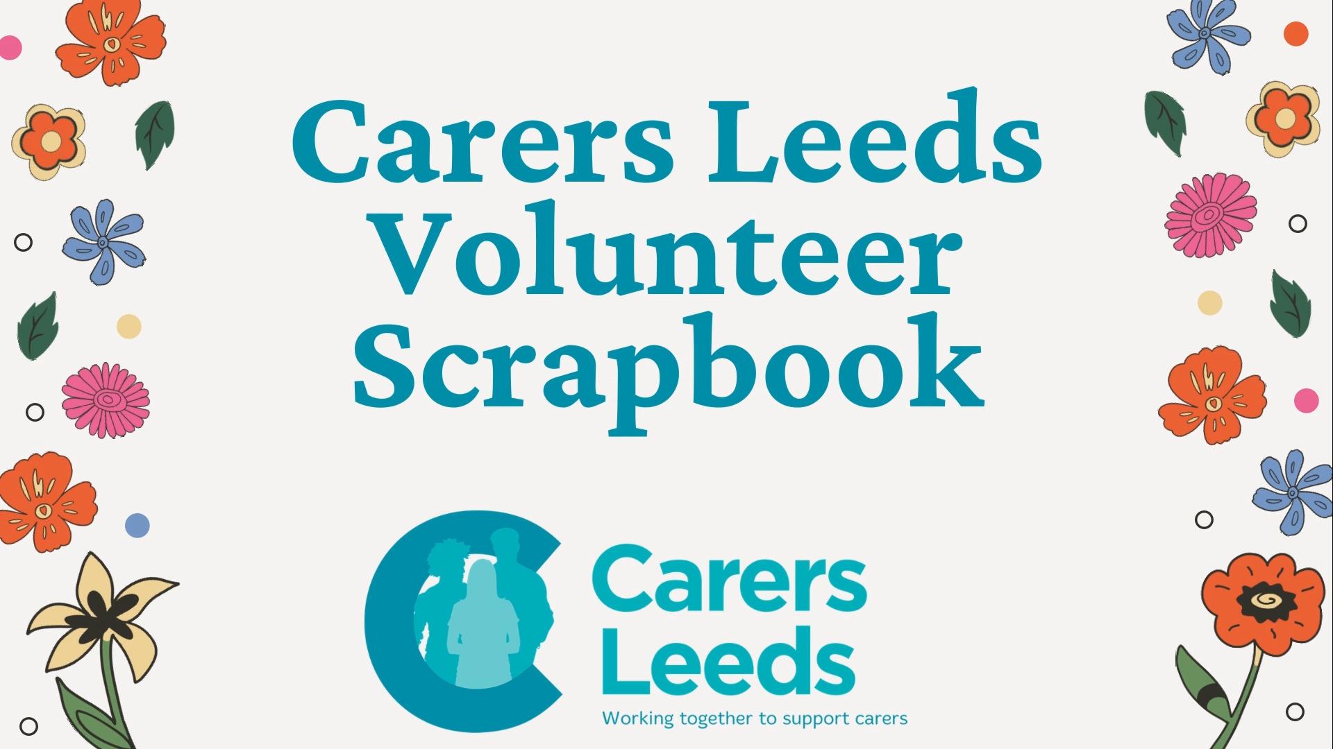 Volunteers Week 2021 Digital Scrapbook