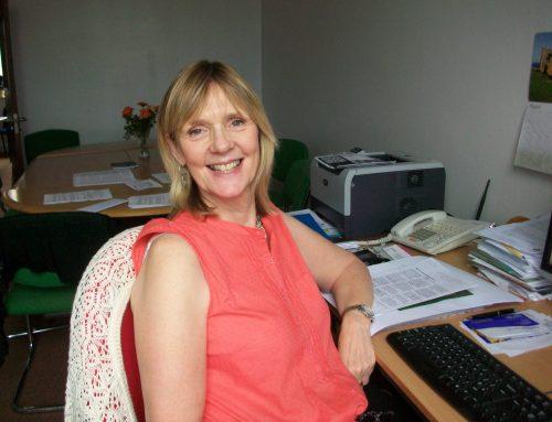 Val Hewison Retires as Carers Leeds CEO