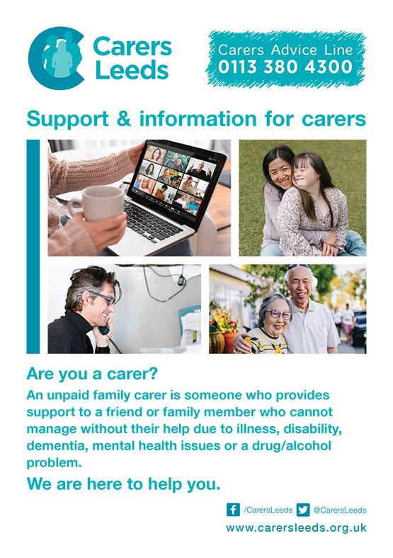Carers Leeds Service Leaflet